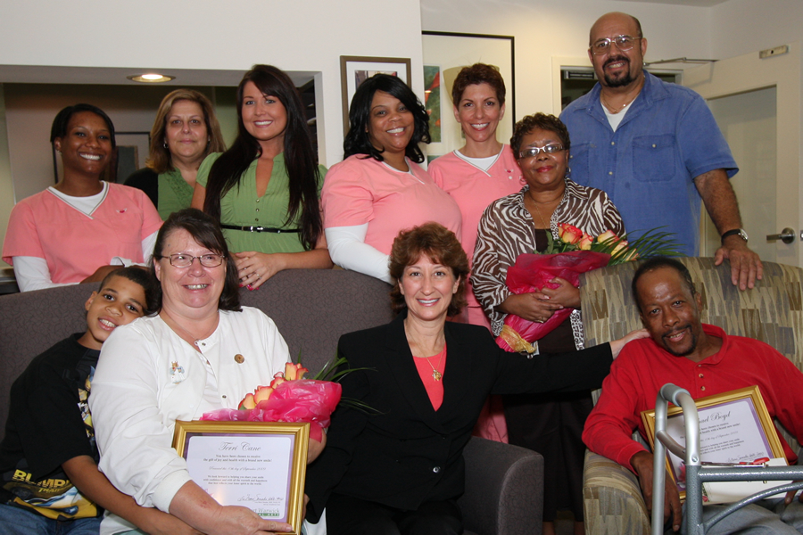 Hampton Roads 2009 Smile Makeover Contest Winners