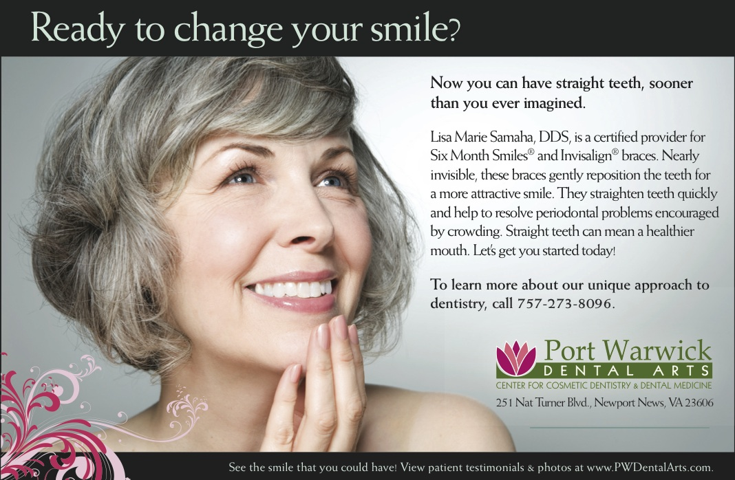 Hampton Cosmetic Dentistry For Straight Teeth